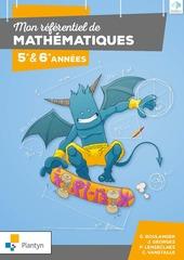 Mon référentiel de mathématiques Plantyn 5