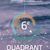 Quadrant 6 - Livre-cahier- 4 périodes/semaine