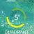 Quadrant 5 - Livre-Cahier- 4 périodes/ semaine
