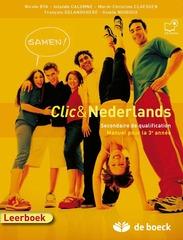 Clic & Nederlands, Samen! - Manuel pour la 3e année