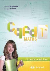 CQFD - livre-cahier 1