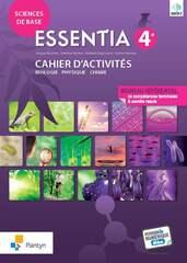 Essentia 4 - Cahier d