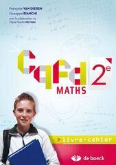 Cqfd 2 Math Livre-cahier