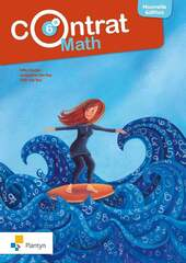 Contrat Math 6