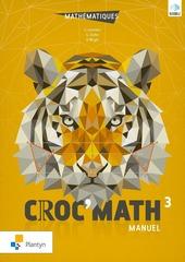 Croc Math - manuel 3