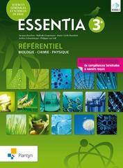 Essentia 3 - référentiel biologie chimie physique