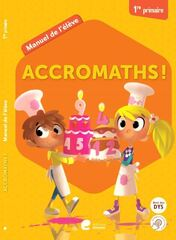 Accromaths 1 Manuel