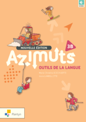 Azimuts 3B- Outils de la langue (Edition 2019)