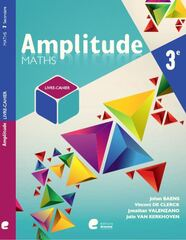 Amplitude 3 Livre-Cahier