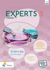 Experts 3 Chimie Sciences générales