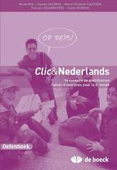 Clic & Nederlands 4 Op reis Oefenboek
