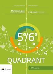 Quadrant - Manuel (2périodes/semaine)