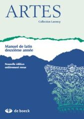 Artes 2 - Manuel de latin (Edition 2002)