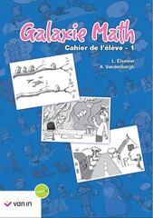 Galaxie Math 1 cahier