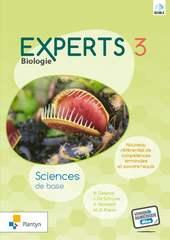 Experts 3 Biologie Sciences de base