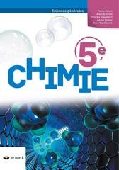 Chimie 5e - Sciences générales