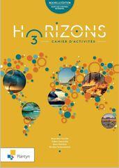 Horizons - livre d