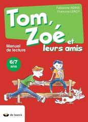 Tom, Zoé et leurs amis - manuel 1