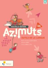 Azimuts 3A - Outils de la langue (Edition 2019)