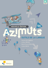 Azimuts 5A - Outils de la langue (Edition 2019)