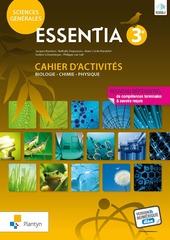 Essentia 3 - Cahier d