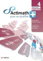 Actimath pour se qualifier + (4 périodes/semaines - réseau officiel) 2019 4