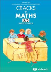 Cracks en Maths - manuel 6