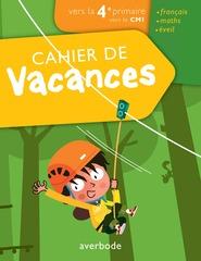 Cahier de Vacance - Vers la 4e primaire