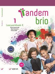 Tandem Brio 1 Livre-cahier Edition 2014 1