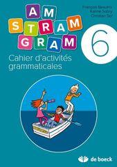 Amstramgram - Cahier d