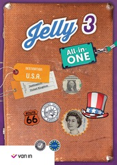 Jelly 3 - All in one - Livre-cahier (version 2018)