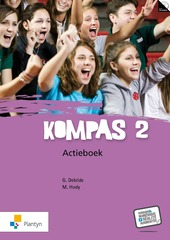 Kompas 2 - Actieboek