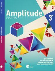 Amplitude - livre-cahier 3