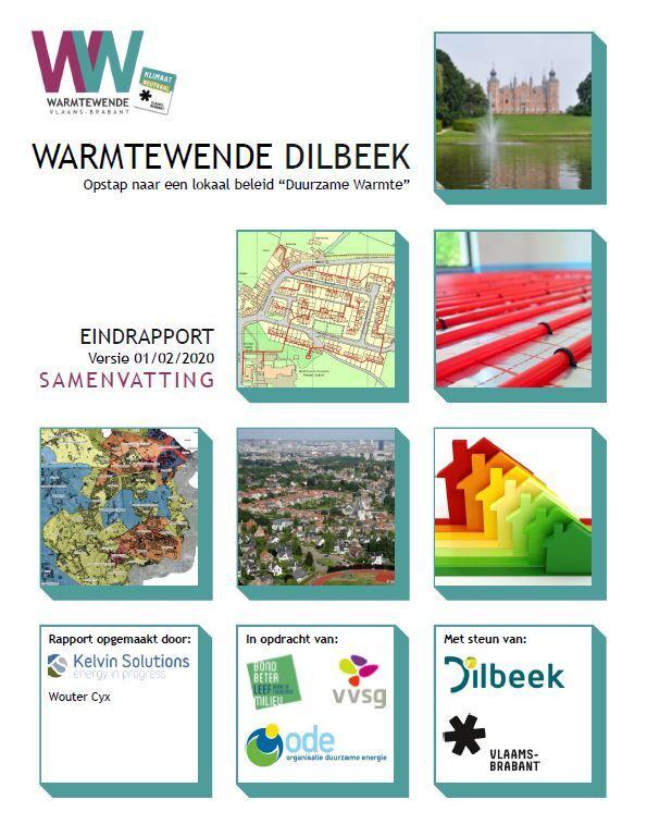 Warmtewende Dilbeek samenvatting