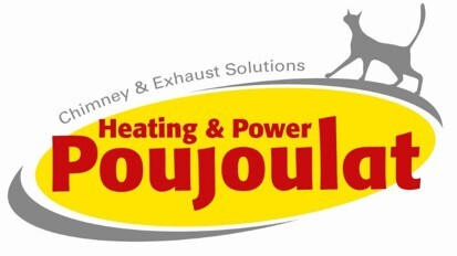 logo Poujoulat - HEATING & POWER Benelux