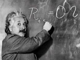 Albert Einstein (Creativiteit is belangrijker dan kennis)