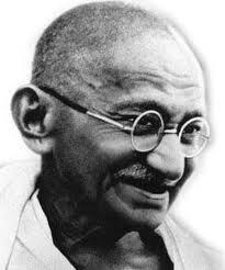Mahatma Gandhi (eerlijk duurt het langst)