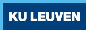 logo KU Leuven (Belgium)