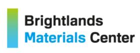 logo Brightlands Materials center (The Netherlands)