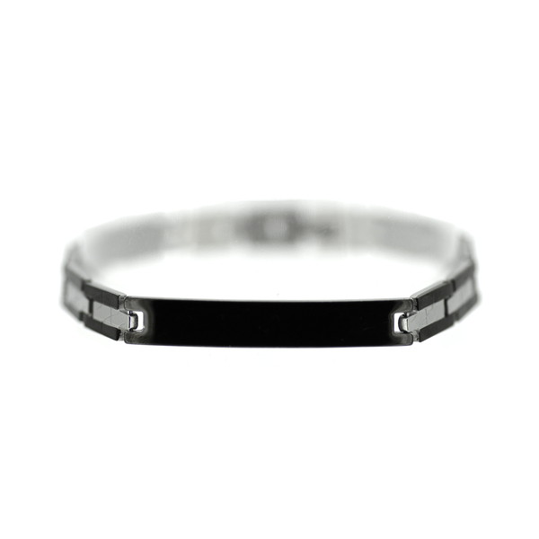 Armband - roestvrij staal
