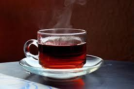 foto bij artikel Helpt zwarte thee om te vermageren?