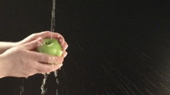 foto bij artikel Hoe krijg je je appel pesticidenvrij?