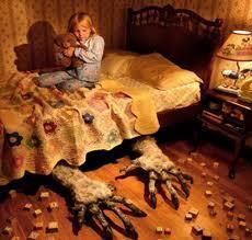 foto bij artikel Bestaat er een verband tussen nachtmerries op kinderleeftijd en psychose?