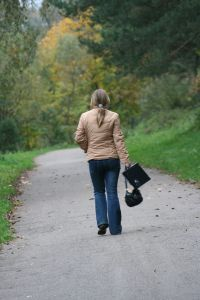 foto bij artikel Vermindert 1 uur wandelen per dag het risico op borstkanker?