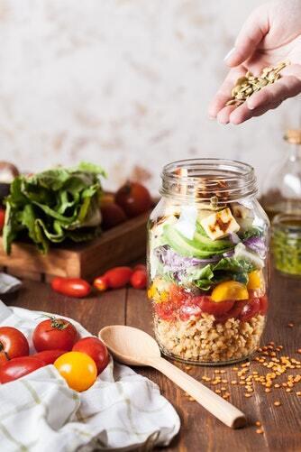 foto bij artikel Werkt het mediterraan dieet evengoed als medicatie bij reflux?