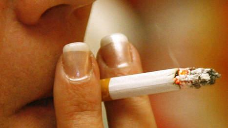 foto bij artikel Veroorzaakt roken verwoestende genetische schade in de longen?