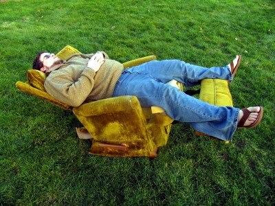 foto bij artikel Is er een pil tegen luiheid in de maak?